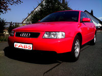 1997 Audi A3 Overview