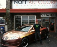 2006 Pontiac G6 GTP Coupe, Say hi to Denis. This young man just purchased this Sema, Las Vegas award show car, Pontiac G6 with over $40000 in custom work. Enjoy your trip back to Thompson in this GEM-...