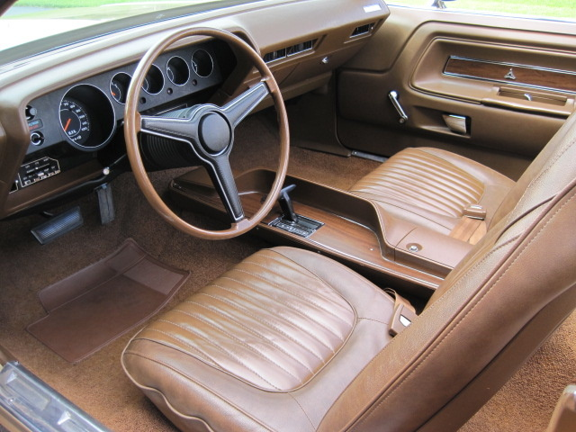 Good Picture Of 1971 Dodge Challenger, Interior, Gallery_worthy
