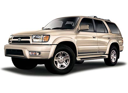 1999 Toyota 4Runner 4 Dr Limited 4WD SUV picture, exterior