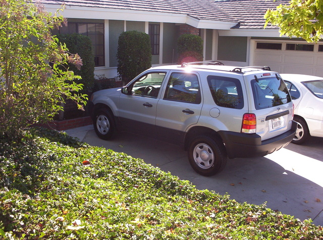 Picture of 2003 Ford Escape XLS FWD, exterior, gallery_worthy