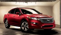 Honda Accord Crosstour Overview