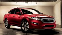 2011 Honda Accord Crosstour, front three quarter view , manufacturer, exterior