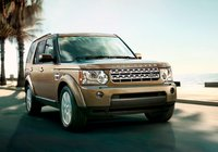 2011 Land Rover LR4, front three quarter view , manufacturer, exterior