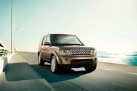 2011 Land Rover LR4, front view , exterior, manufacturer