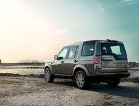 2011 Land Rover LR4, back three quarter view , exterior, manufacturer