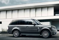 2011 Land Rover Range Rover, side view , exterior, manufacturer