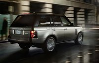 2011 Land Rover Range Rover, back three quarter view , exterior, manufacturer