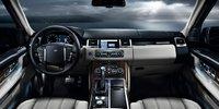 2011 Land Rover Range Rover Sport, dashboard, interior, manufacturer