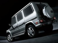 2011 Mercedes-Benz G-Class, side view , exterior, manufacturer