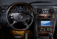 2011 Mercedes-Benz G-Class, dashboard, interior, manufacturer