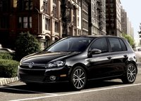 2011 Volkswagen Golf Picture Gallery