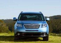 2011 Subaru Tribeca, front view , exterior, manufacturer