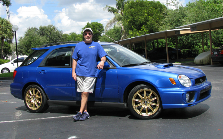 2002 Subaru Wrx Wagon. 2002 Subaru Impreza WRX Wagon