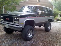 1990 GMC Jimmy Overview