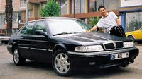 1995 Rover 800 Picture Gallery