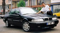1995 Rover 800 Overview