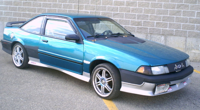 Picture of 1992 Chevrolet Cavalier Z24 Coupe FWD, exterior, gallery_worthy