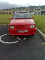 1987 Opel Corsa Picture Gallery