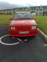 1987 Opel Corsa Overview