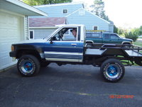 1988 Toyota Pickup, As of right now........ This is my new truck. My dad's old one., exterior