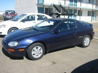 1995 Mazda MX-3 2 Dr STD Hatchback, My mazda the day I picked her up from the dealership, exterior