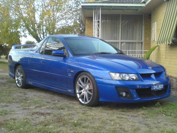Picture of 2005 HSV Maloo