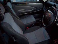 Picture of 2002 FIAT Seicento, interior, gallery_worthy