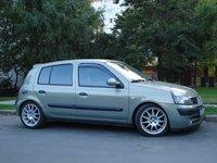 2003 Renault Clio, 1, exterior