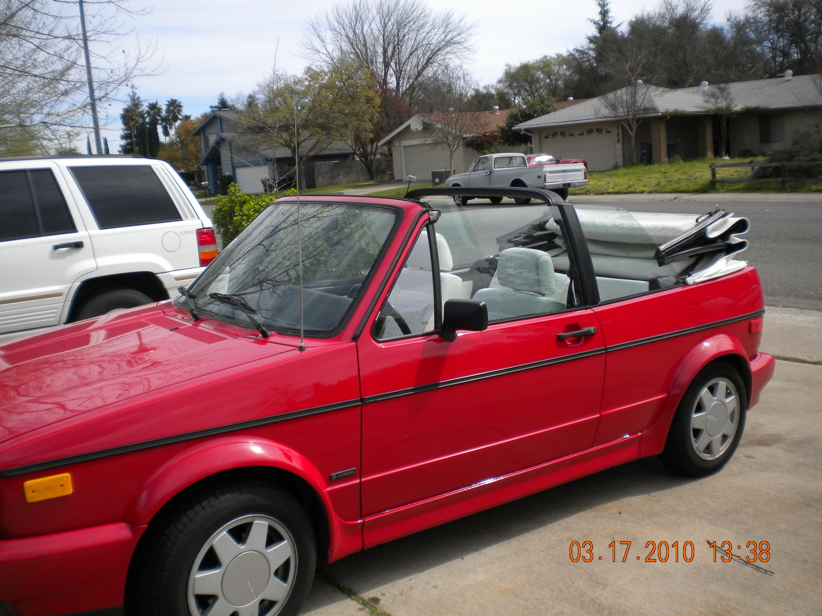 1991 Volkswagen Cabriolet For Sale Volkswagen Car