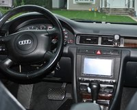 Picture of 2001 Audi A6 2.8 quattro Avant Wagon AWD, interior, gallery_worthy