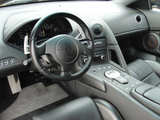 2004 Lamborghini Murcielago Interior Pictures Cargurus
