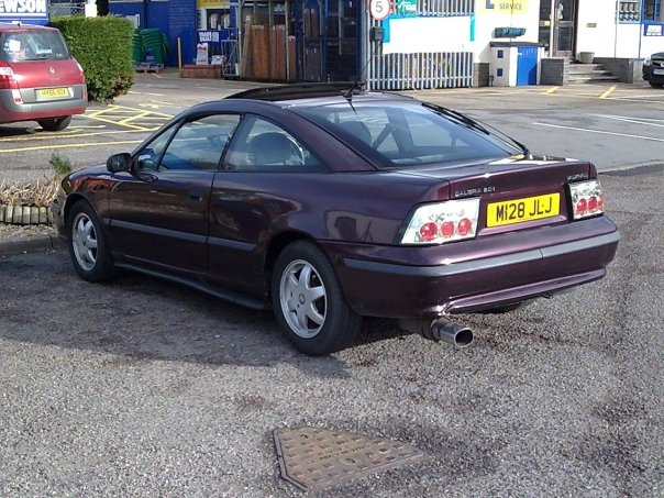 1994 Vauxhall Calibra, heres how good it was earlier ! !, exterior, gallery_worthy
