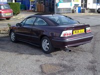 1994 Vauxhall Calibra Overview