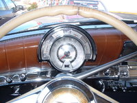 Picture of 1954 Kaiser Darrin, interior