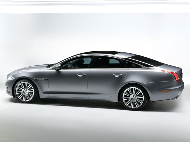 Picture of 2010 Jaguar XJ-Series XJ Supercharged, exterior, gallery_worthy