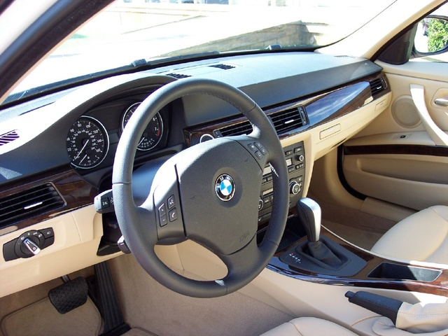 Picture of 2009 BMW 3 Series 328i Sedan RWD, interior, gallery_worthy