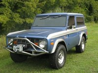 1977 Ford Bronco Overview
