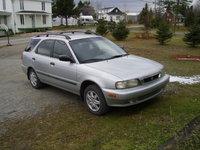 1998 Suzuki Esteem 4 Dr GL Wagon, Same Esteem after I added some of my stuff to it. Même Esteem après que j'y aie ajouté quelques améliorations de mon cru., exterior, gallery_worthy