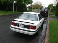 Picture of 1994 Mazda Protege 4 Dr Special Sedan, exterior