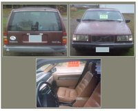 Picture of 1990 Volvo 740 GL Wagon, exterior, interior, gallery_worthy
