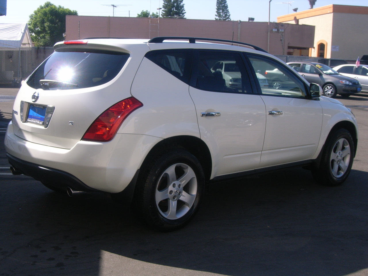 2005 Nissan Murano Related Infomation Specifications
