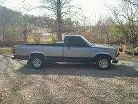 1988 Dodge Dakota, My Truck, exterior
