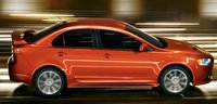 2011 Mitsubishi Lancer, side view , exterior, manufacturer, gallery_worthy