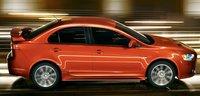 2011 Mitsubishi Lancer, side view , exterior, manufacturer
