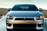 2011 Mitsubishi Lancer, front view , exterior, manufacturer, gallery_worthy