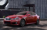 2011 Lexus IS F Picture Gallery