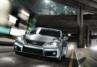 2011 Lexus IS F, front view , exterior, manufacturer