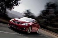 2011 Lexus IS F, front three quarter view , exterior, manufacturer, gallery_worthy