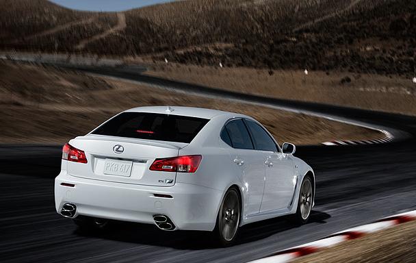 2011 Lexus IS F